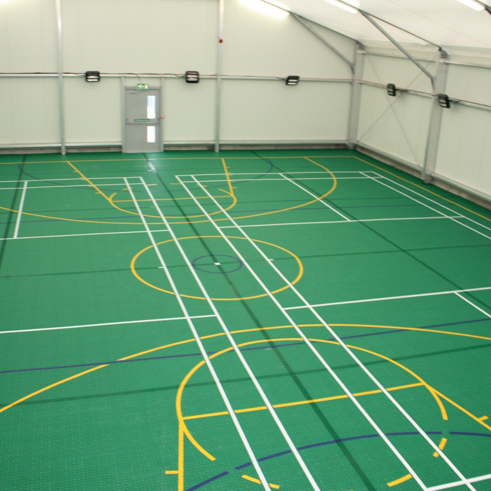 Sports Hall Pitch