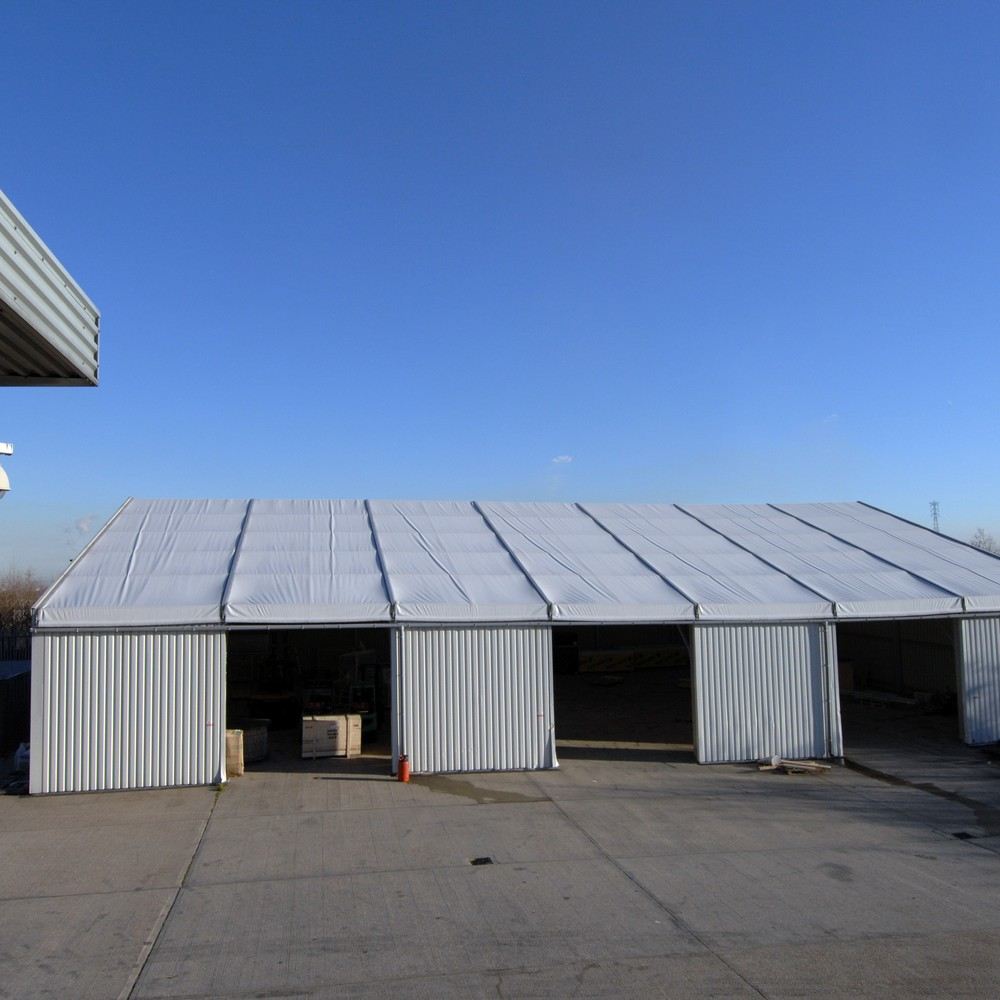 Warehouse For DSV In Purfleet With Open Bays