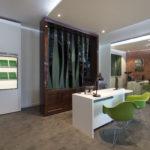 ground floor of marketing suite