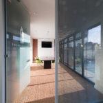 first floor meeting room in marketing suite