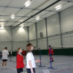 Temporary Sports Hall 4 Court