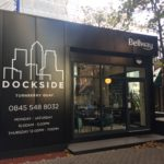 Marketing Suite for Bellway Dockside 6m x 4m