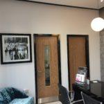 Marketing Suite for Bellway Dockside Interior Doors