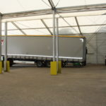 Loading Canopy for Masters Logistical, Ely