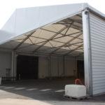 Loading Canopy 20m Entrance