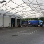 Loading Canopy Interior