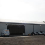 Temporary Warehouse Alan R Jones, Newport