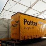 Loading Canopy for Potter Logistics