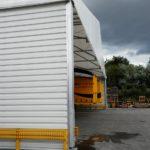 Loading Canopy 25m Span