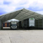 Loading Canopy for Panic Transport