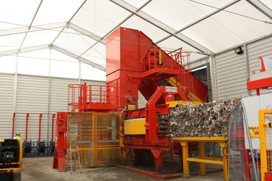Waste Management Machinery