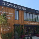 Edgware Green Marketing Suite Glazing